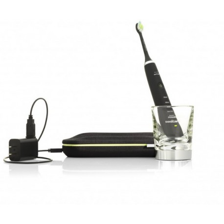 Philips Sonický elektrický zubní kartáček Sonicare DiamondClean Barva,velikost: Černá