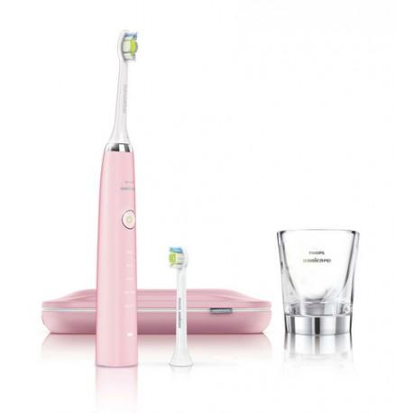 Philips Sonický elektrický zubní kartáček Sonicare DiamondClean Barva,velikost: Růžová