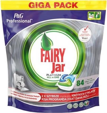 Procter&Gamble Jar Kapsle do myčky Fairy Platinum All in one