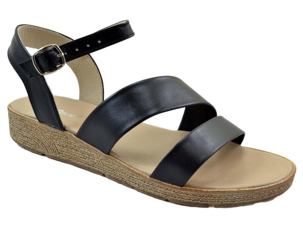 Jak si vybrat pohodlné letní boty pro každodenní nošení? Vsaďte na tuto dámskou otevřenou obuv