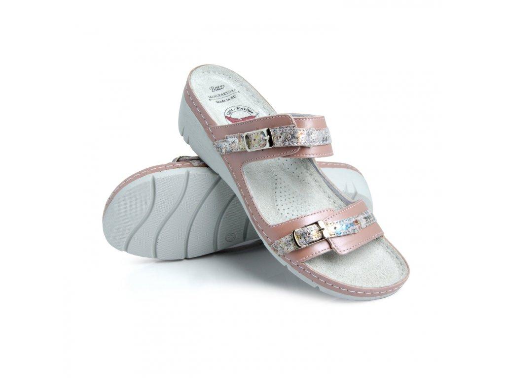 Dámská a pánská zdravotní obuv: Pohodlí vám zajistí stylové nazouváky, pantofle či sandály