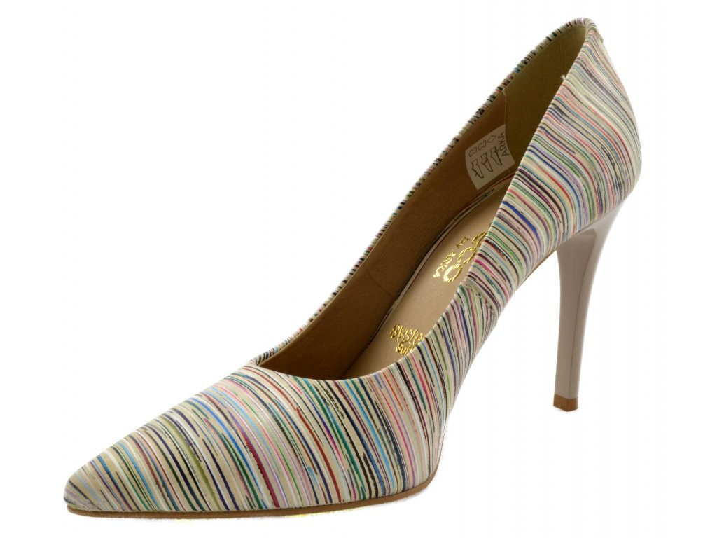 barevné lodičky vysoký podpatek luxusní barevné lodičky luxusní barevné lodičky  vysoký podpatek eecc49c7d1
