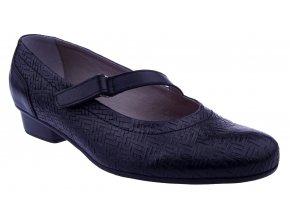 nadměrné velikosti černé dámské sandále s paskem baleríny pravá kůže kožené jednoduché sportovní 42 43 44 45 velkou nohu