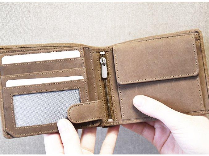 "peněženka 40 ""Traktor 25"""