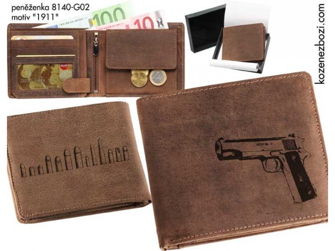 "peněženka 40 ""1911"""