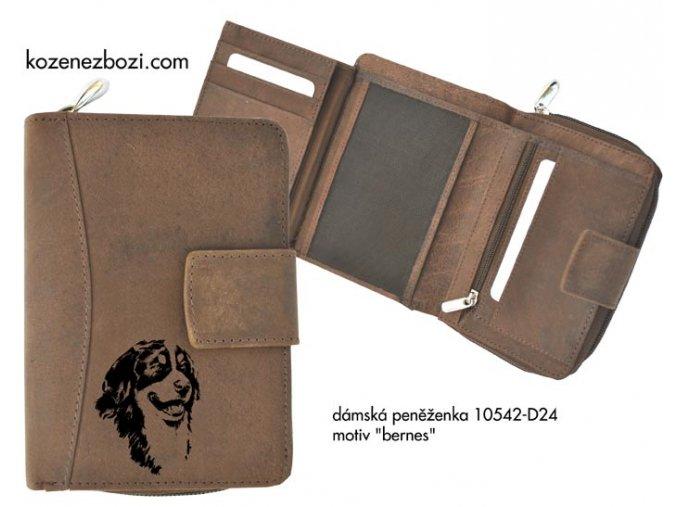 """dámská peněženka 542 """"bernes"""""""
