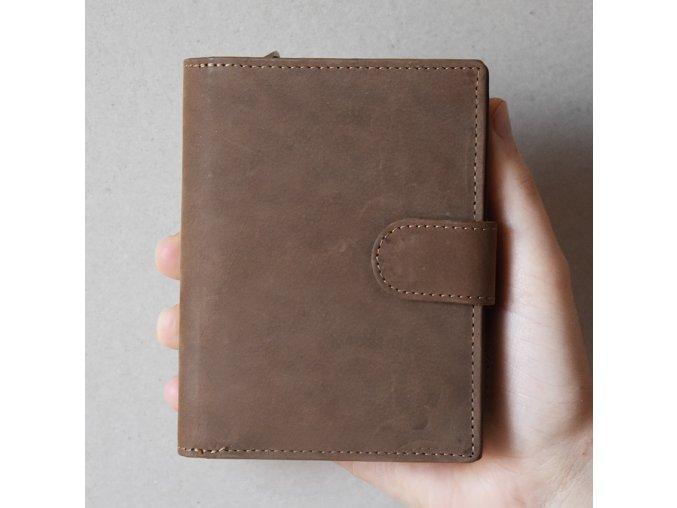 """dámská peněženka 11 """"border kolie"""""""