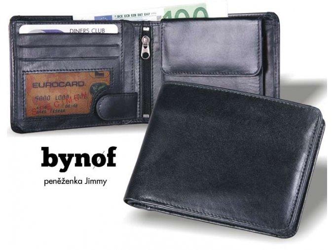 Peněženka Jimmy černá