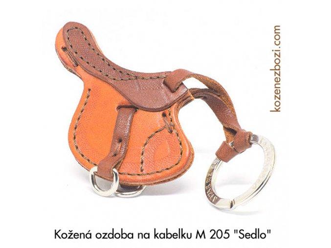 M205 saddle