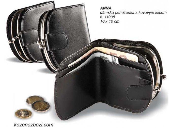 dámská peněženka ANNA