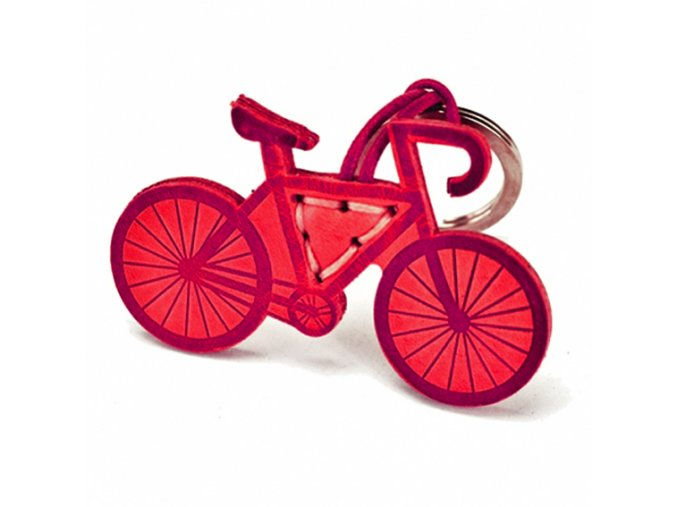 M354red bicykl