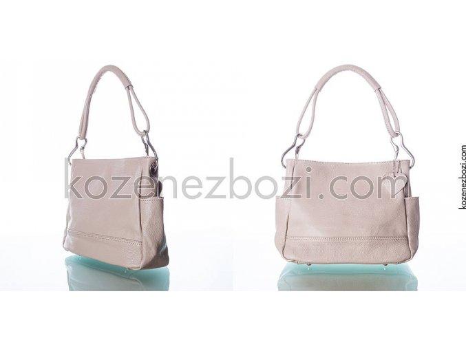 kabelka Z-215 krémová
