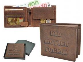 """peněženka 40 """"bad mother fucker"""""""