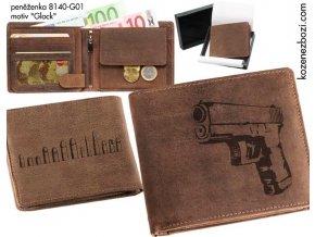 """peněženka 40 """"Glock"""""""