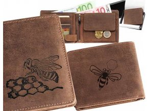"""peněženka 40 """"včela 01"""""""