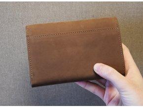 """dámská peněženka 009 """"francouzský buldoček"""""""