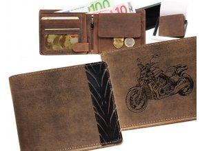 """motorkářská peněženka 40 """"moto 09"""""""