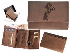 """dámská peněženka 009 """"kůň 007"""""""