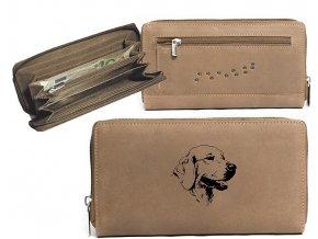"""dámská peněženka 8180 """"pes záchranář"""""""