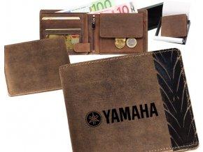 """motorkářská peněženka 40 """"YAMAHA"""""""
