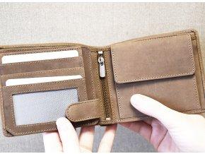 """motorkářská peněženka 40 """"HONDA"""""""