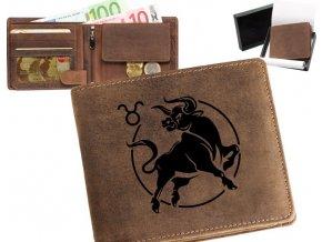 """peněženka 40 zvěrokruh """"býk"""""""