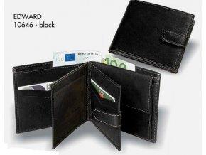 pánská peněženka EDWARD (hnědá)
