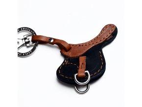 M205braunbl saddle