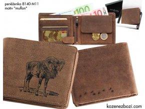 """myslivecká peněženka 40 """"muflon"""""""