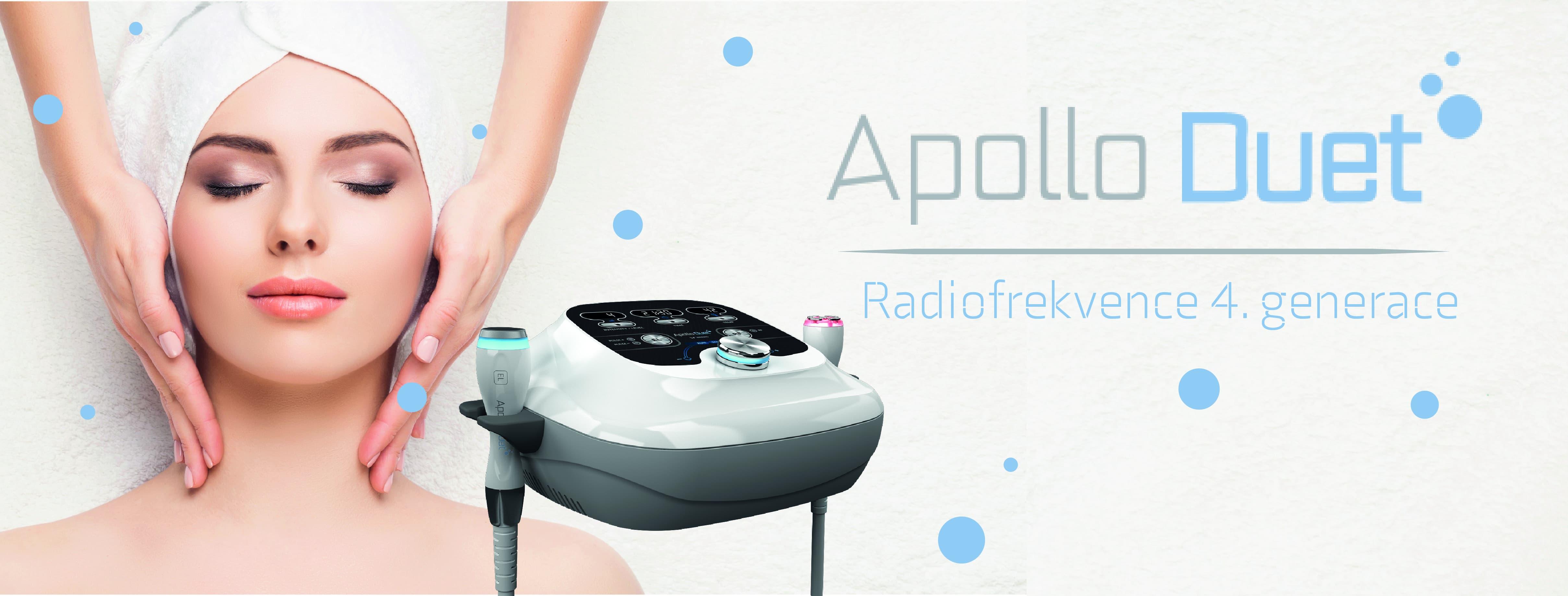 Apollo Duet - Radiofrekvence pro kosmetické salóny