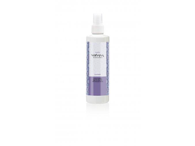italwax olej preddepilacni nirvana lavender 250 ml