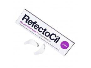 224 refectocil ochranne papirky extra silne 80 ks