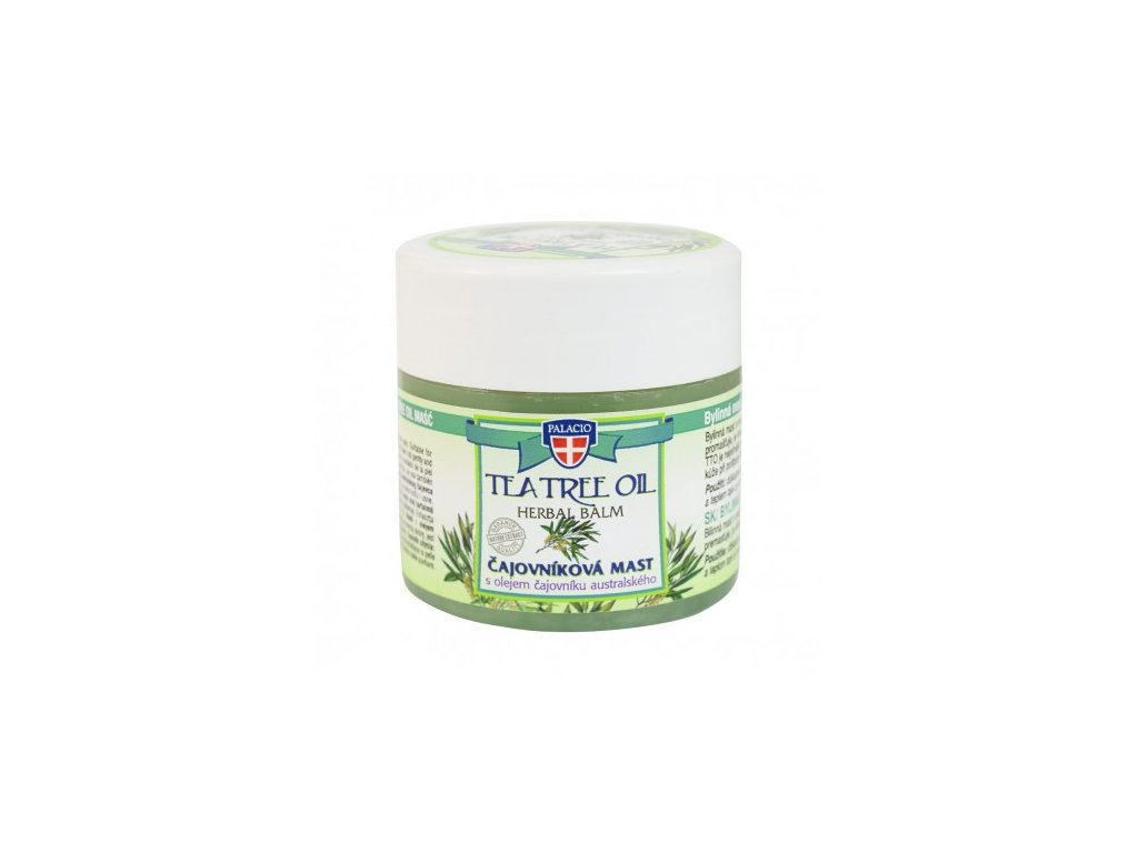 tea tree oil bylinna vazelina 120ml