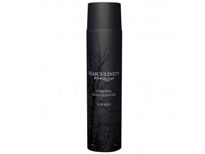 masculinity purifying foaming cleanser for men