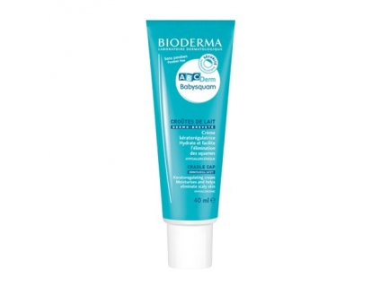 Bioderma ABCDerm Babysquam 40 ml