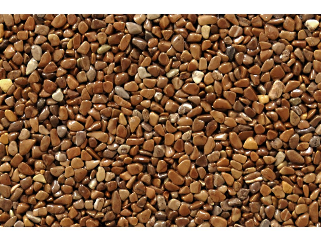 Kamenný koberec Marone Mogano - PU