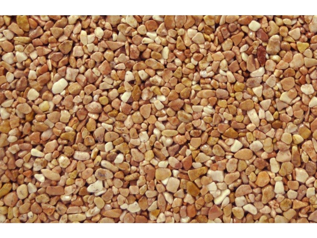 Kamenný koberec Rosso del Garda - PU