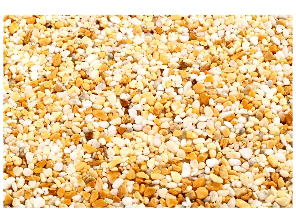 mramor žluto bílý GIALO SIENA