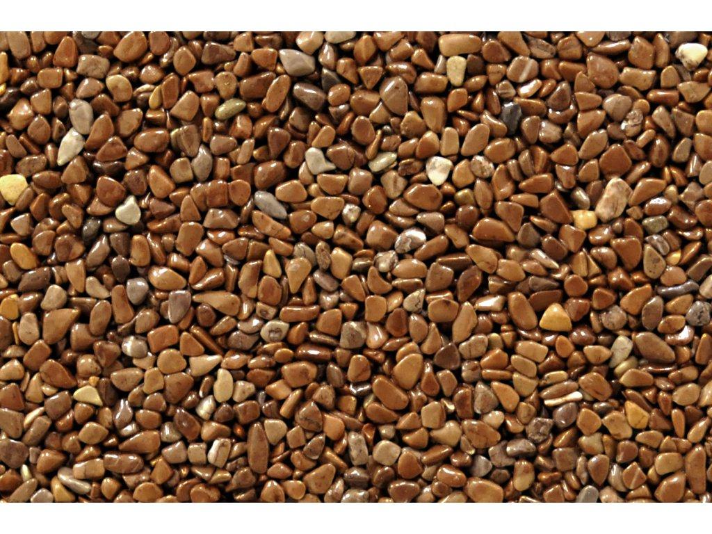 Kamenný koberec Marone Mogano - POLYASPARTÁT