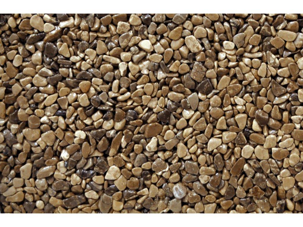 Kamenný koberec Royal Brown - POLYASPARTÁT