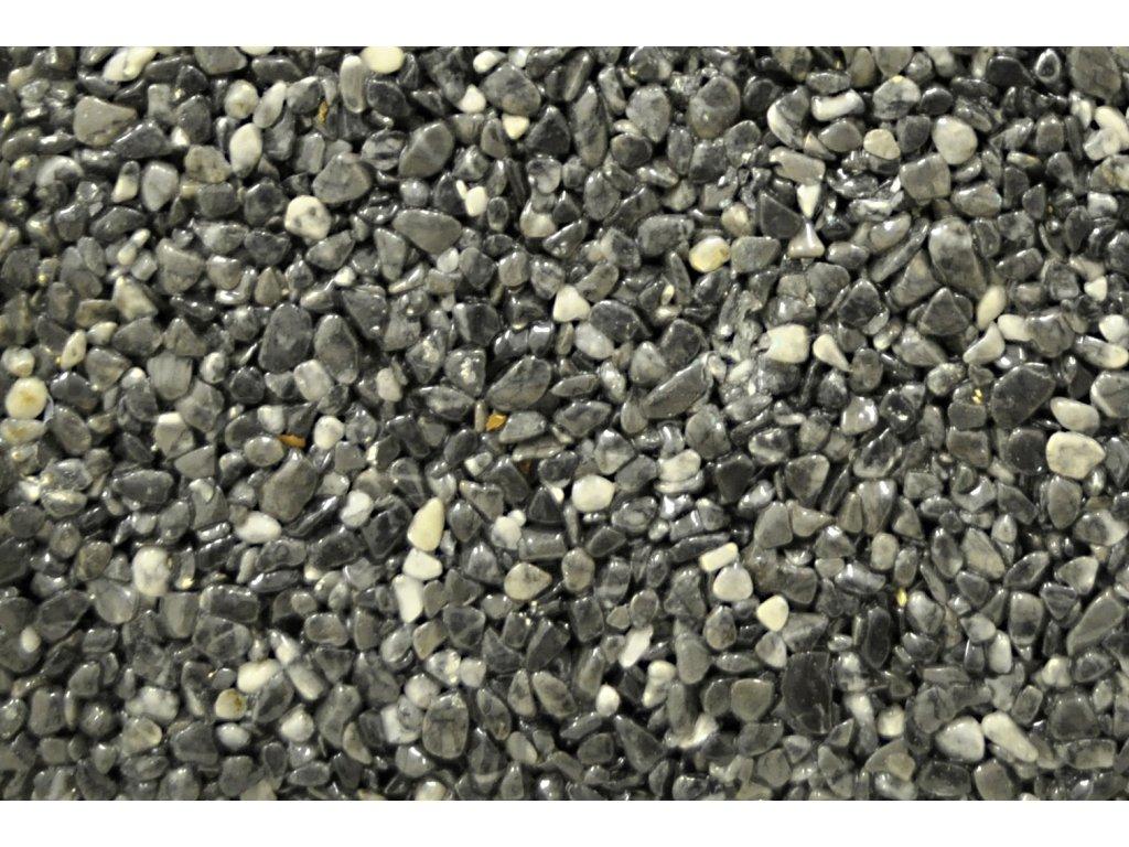 Kamenný koberec Grigio Carnico - POLYASPARTÁT
