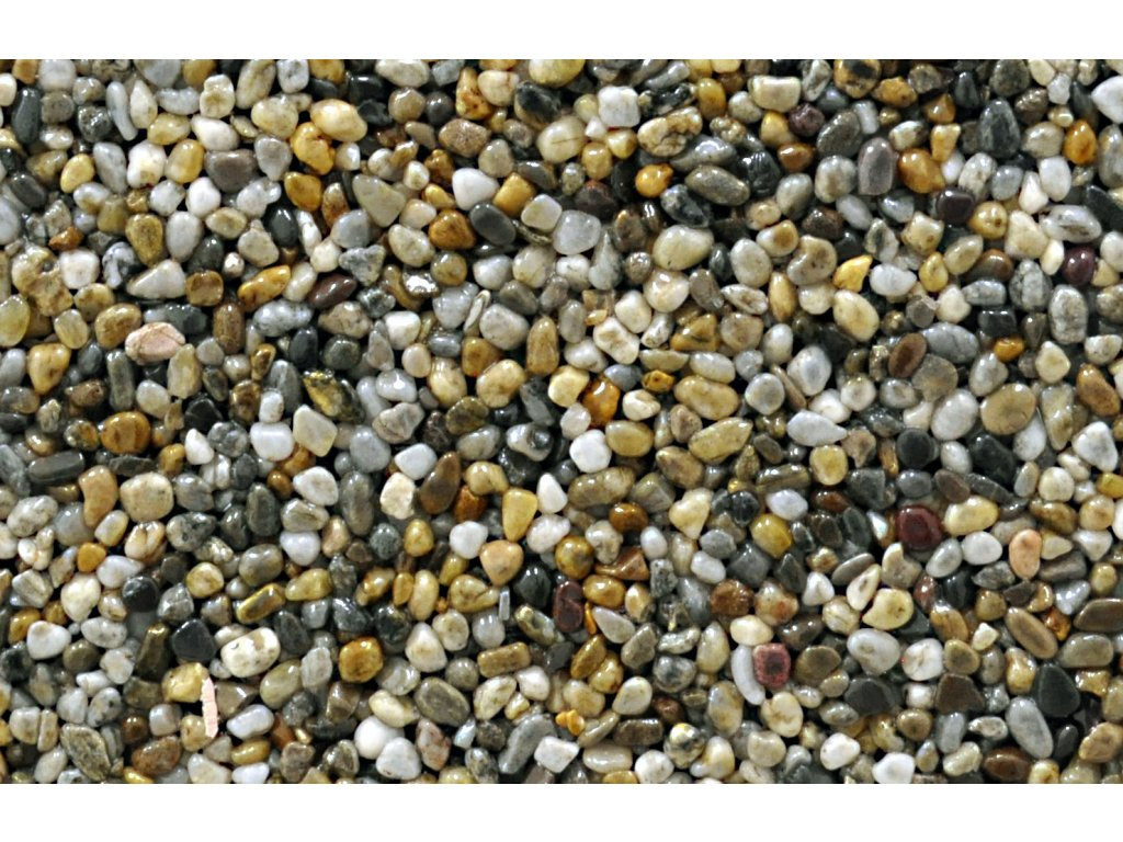 Kamenný koberec Pebble Grey KP-STONE WALL ( pro svislé plochy)