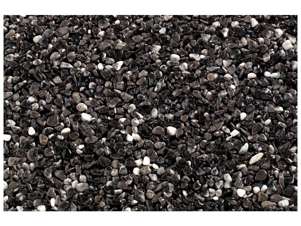 mramor šedo černý GRIGIO CARNICO