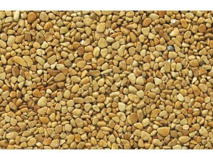 Kamenný koberec Gialo Mori ( extra sušený ) včetně pojiva