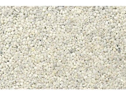 Kamenný koberec Bianco Carrara extra sušený (včetně pojiva)