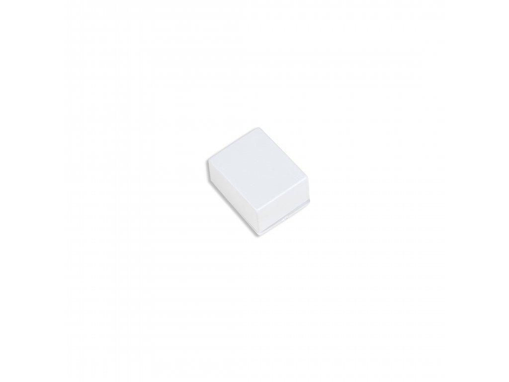 Plastová krabička KMA4, šedá