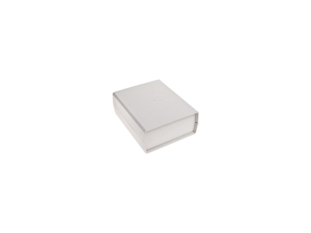 Plastová krabička Z2J, šedá