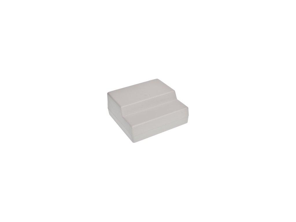 Plastová krabička Z20J, šedá