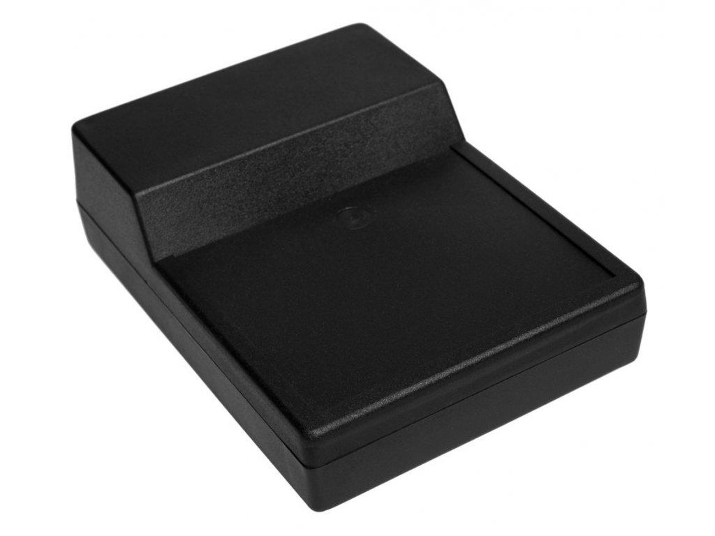 Plastová krabička Z20A, černá