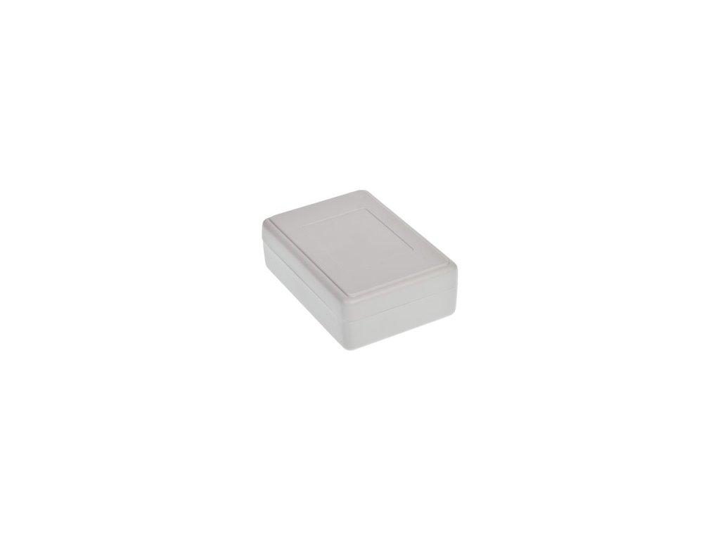 Plastová krabička Z23J, šedá